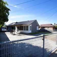 Rental info for Extremely Neat & Tidy 3 Bedroom Home.
