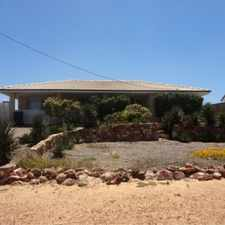 Rental info for On the beach! in the Tarcoola Beach area