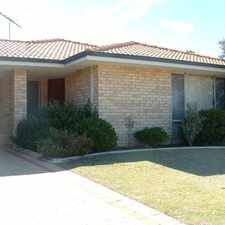 Rental info for **TWO WEEKS FREE RENT** in the Quinns Rocks area