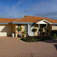 Rental info for Beautiful Unit in the North Yunderup area