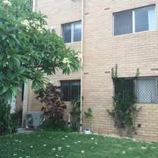 Rental info for LARGE TWO BEDROOM GROUND FLOOR UNIT in the Trigg area