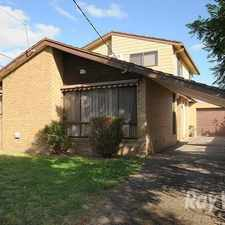 Rental info for Large Family Home! in the Keysborough area