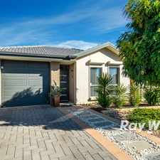 Rental info for Modern 3 bedroom family home! in the Parafield Gardens area