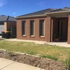 Rental info for Modern 4 Bedroom Home Waiting For You! in the Bendigo area