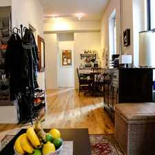 Rental info for Delancey St in the New York area