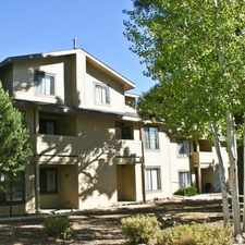 Rental info for Flagstaff - 2bd/2bth 860sqft Apartment For Rent