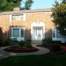 Rental info for 1605 Roxbury Rd. in the Marble Cliff Crossing area
