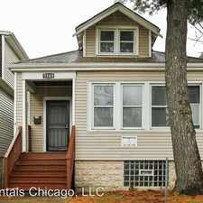 Rental info for 7309 S. Paulina St. in the West Englewood area