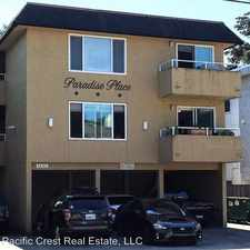 Rental info for Paradise Place Apartments 1541 NW 52nd Street in the Ballard area