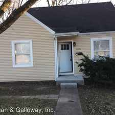Rental info for 1626 Anthony in the Columbia area