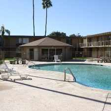 Rental info for La Cresenta in the Tempe area