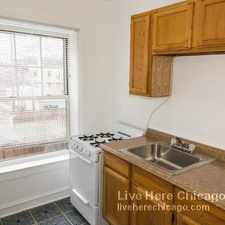 Rental info for W. Wrightwood & N. Kedzie in the Logan Square area