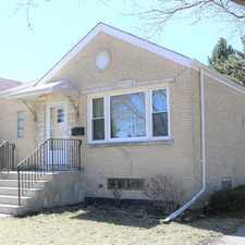 Rental info for COZY HOME IN HIGHLY SOUGHT AFTER NORTH RIVERSIDE!