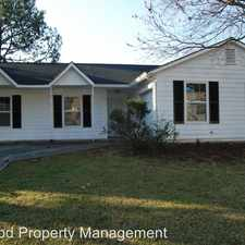 Rental info for 6269 Marbut Farms Rd in the Redan area