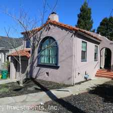 Rental info for 3654 Victor Avenue in the Oakland area