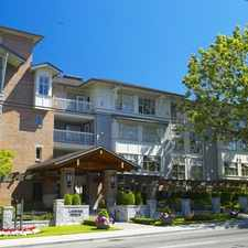 Rental info for 4750 Arbutus St #404 in the Shaughnessy area