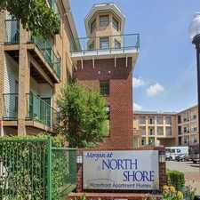 Rental info for Morgan at North Shore in the Pittsburgh area