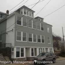 Rental info for 228 West School St. in the 02895 area