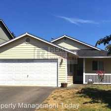 Rental info for 12617 11th Ave Ct E