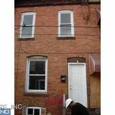 Rental info for 1530 S. Taney Street in the Grays Ferry area