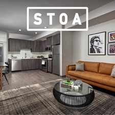 Rental info for STOA