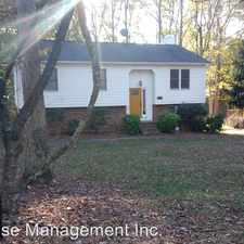 Rental info for 1400 Brookwood Drive