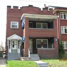 Rental info for 220 S. Winebiddle Street in the Garfield area