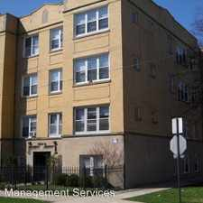 Rental info for 4254 N. Mozart Garden in the Albany Park area