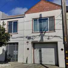 Rental info for 248 Sweeny Street in the Bernal Heights area