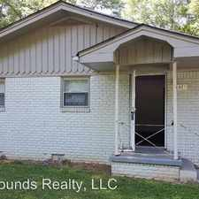 Rental info for 1347 Campbellton Road Unit A in the Oakland City area