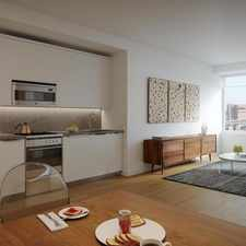 Rental info for Rector Street in the New York area