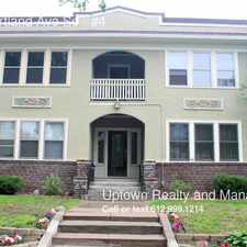 Rental info for 3441 Portland Ave So in the Central area