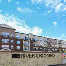 Rental info for River Crossing Apartments & Townhomes in the Highland area