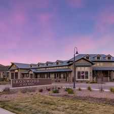 Rental info for Ironwood at Red Rocks in the Lakewood area