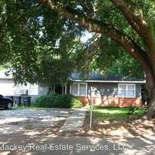 Rental info for 1138 W. Chimes St. in the 70802 area