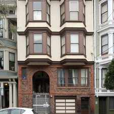 Rental info for 656A Clayton Street in the Haight Ashbury area