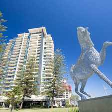 Rental info for ''Broadbeach on the Park'' 2 Bedroom Furnished
