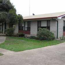 Rental info for Neat and Tidy 3 Bedroom Home in Wilsonton in the Toowoomba area