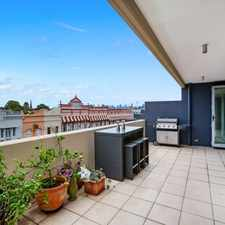 Rental info for Large One Bedroom Condo with Private Terrace and City Views in the Leichhardt area