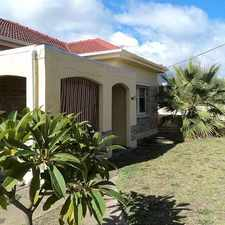Rental info for 3 bedroom Home in the Adelaide area