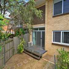 Rental info for COURTYARD, FRIDGE, WASHING MACHINE + AIR CON - Move in NOW! in the Brisbane area