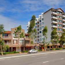 Rental info for APPLICATIONS PENDING in the Hornsby area