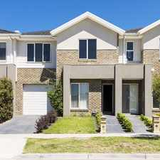 Rental info for MODERN LIVING, SPACE & STYLE - OPEN FOR INSPECTION WED 29/03/17 CANCELLED. in the South Morang area
