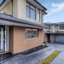 Rental info for BEAUTIFUL BRAND NEW HOUSE FOR RENT! in the Melbourne area