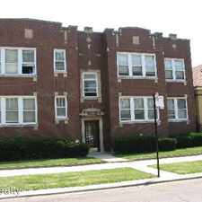 Rental info for 5601 S Sawyer Ave - 1FL in the Gage Park area