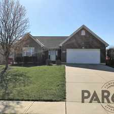 Rental info for 1141 Pinewood Drive in the Independence area