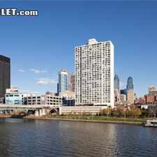Rental info for $1450 0 bedroom Apartment in Center City Rittenhouse Square in the Center City West area