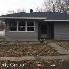 Rental info for 308 S Cottage Grove