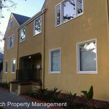 Rental info for 3571 J St. 4 in the East Sacramento area