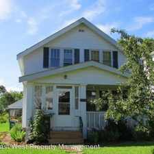 Rental info for 6020 Tacony St in the Superior area